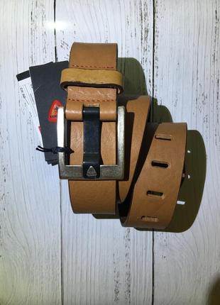 Кожаный ремень strellson оригинал кожа буйвола4 фото