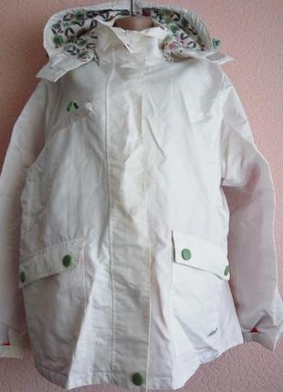 Куртка ветровка можно для беременных