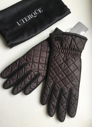 Тёплые перчатки uterque ,p.m