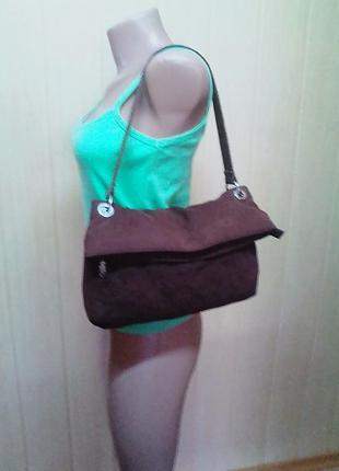 Женская замшевая сумка,сумочка,клатч.от орифлейм.
