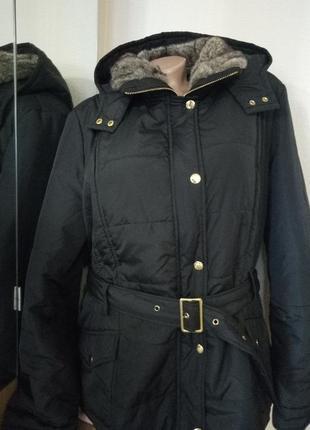 Теплая курточка от tu 56размер