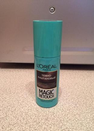 Краска для волос спрей loreal magic