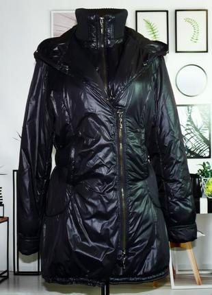 Куртка парка утепленная just cavalli (италия)