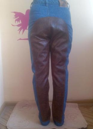 Брюки джинсы унисекс cottage craft конный спорт верховая езда