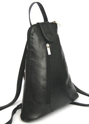 ba04663de5ee Кожаный городской практичный рюкзак. Leather Fashion, цена - 470 грн ...