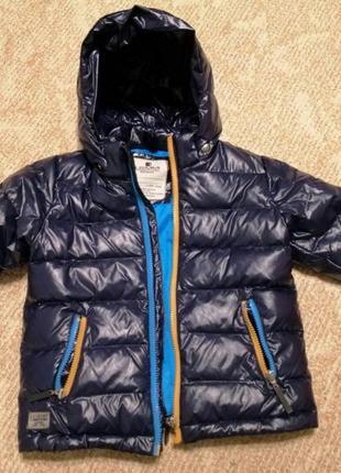 Куртка -пуховик зимняя lemmi