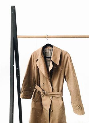 Тренч / пальто