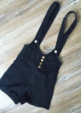 Крутые шорты корсет комбинезон tally weijl1 фото