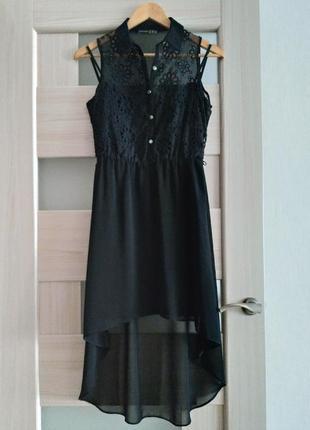 Платье двойное atmosphere - xs/s