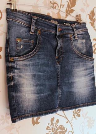 Marc o polo джинсовая юбка