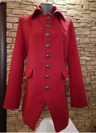 Sale!!!крутое пальто reverie uomo 48-50
