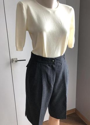 Шерстяные шорты sebastini