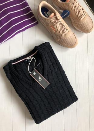 Удлиненный свитер оригинал