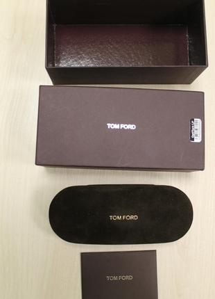 Оправа для очков брендовая tom ford3 фото