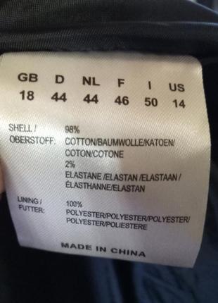 Эксклюзивное велюровое стрейчевое пальто с вышивкой 52-54р5 фото