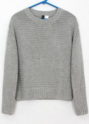 Отличная кофта джемпер свитер h&m