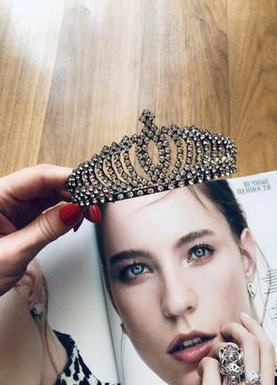 Диадема корона обруч