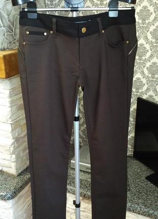 Amn, amnesia фирменные турецкие новые плотные брюки, штаны