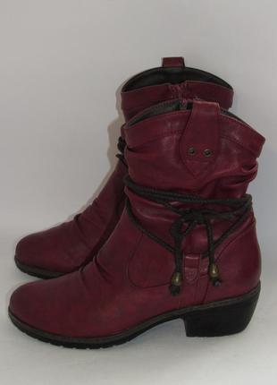 Зимнее женские ботинки германия 38р ст.24,5см m29