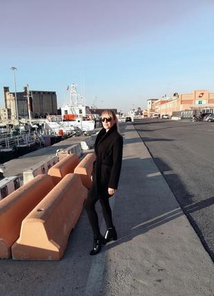 Пальто nero italia демисезон4 фото
