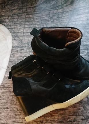 Сникерсы, ботинки skechers 38