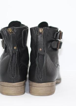 Удобные ботинки кожа2