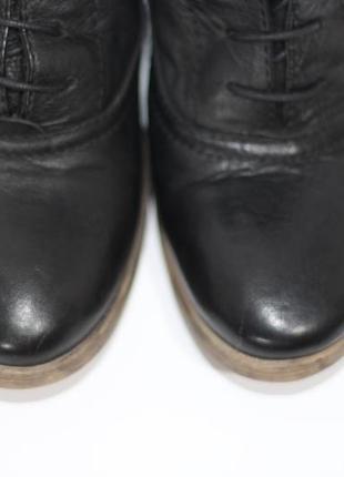Удобные ботинки кожа3