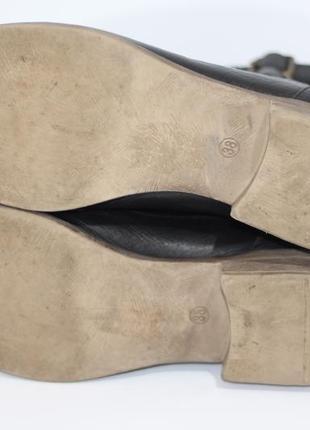 Удобные ботинки кожа4