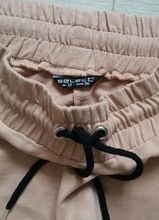 Штаны , брюки высокая посадка с лампасами2