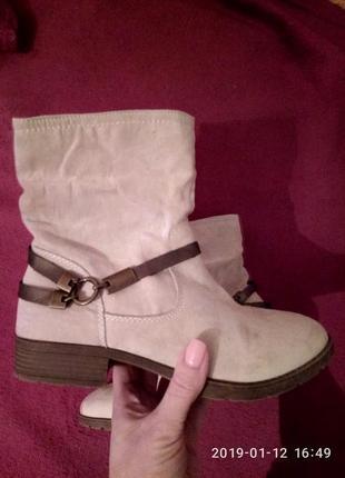 Зручні та елегантні чобітки footflexx2