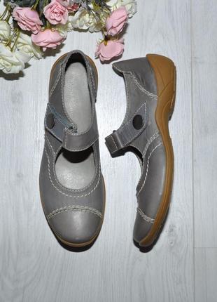 Новые туфли sirmione 39р 25,5см на узкую ногу1
