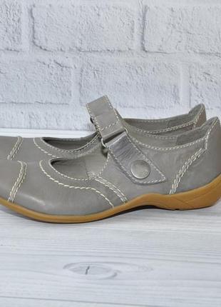 Новые туфли sirmione 39р 25,5см на узкую ногу4