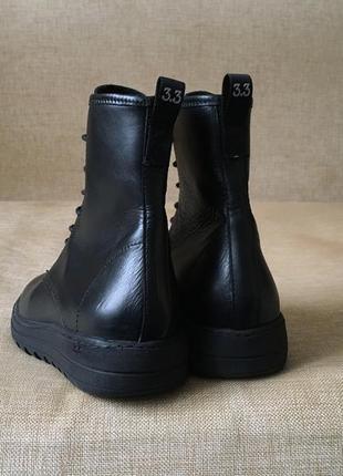 Кожаные ботинки, сапоги trepuntotre, 38 р.4