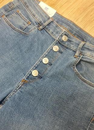 Стильные женские джинсы р.30 от h&m4 фото