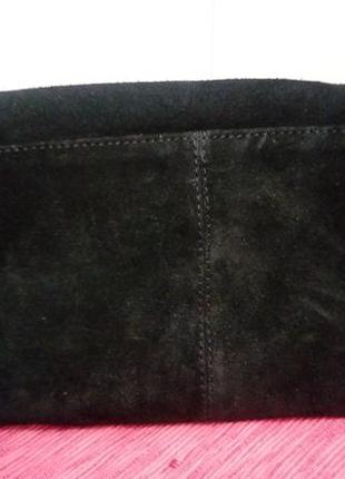 Замшевая сумка. есмара4