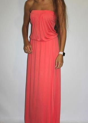 Яркое платье - ткань вискоза - warehouse definitives3