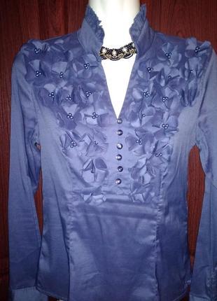 Миленькая рубашка, блузка1