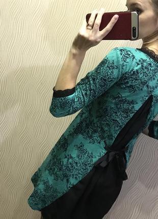 Платье с кружевом1 фото