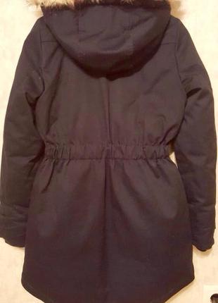 Парка куртка зима/демисезон2