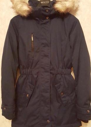 Парка куртка зима/демисезон3