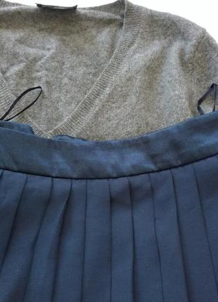 Красивая юбка плиссе плиссированная от h&m4 фото