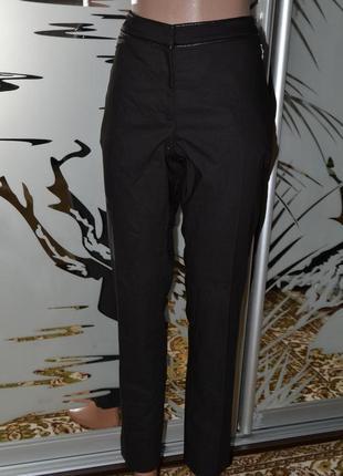 Плотные брюки1 фото