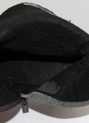 Jurek германия женские кожаные ботинки 38р ст.24,5см m292