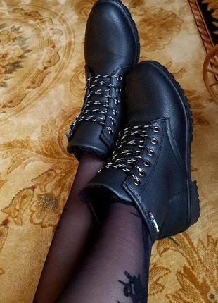 Распродажа женские зимние ботинки сапоги сапожки1 фото