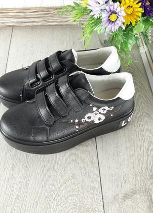Кроссовки на платформе3 фото