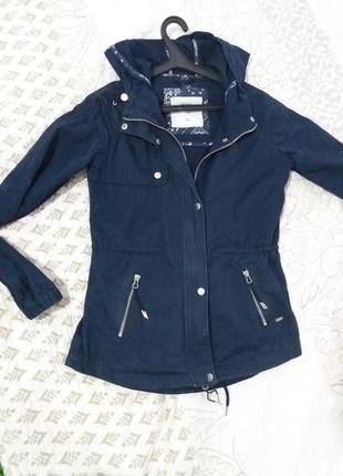 Легкая куртка crop