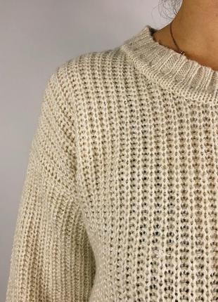 Удлиненный асимметричный свитер2 фото