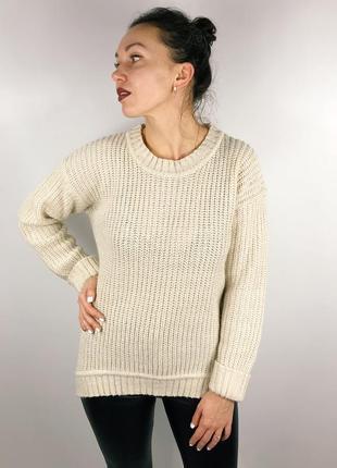 Удлиненный асимметричный свитер4 фото
