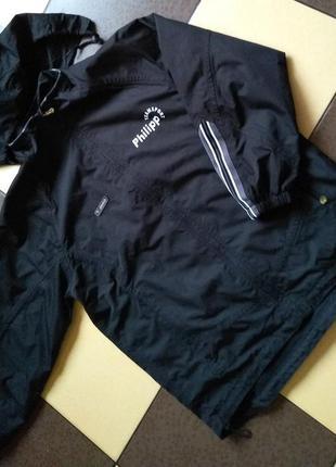 Спортивная куртка ветровка jako,размер s