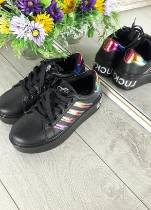 Кроссовки на платформе2